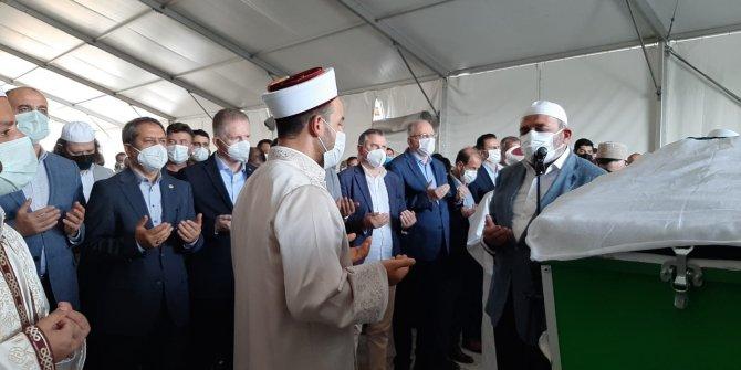 Cumhurbaşkanı Erdoğan'ın avukatlarından İnal'ın acı günü