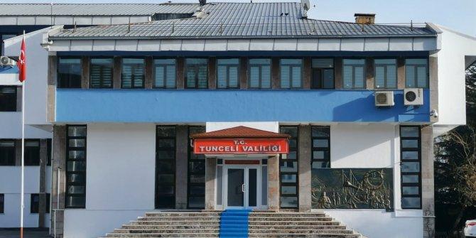 Tunceli'de eylem ve etkinlikler 30 gün izne bağlandı