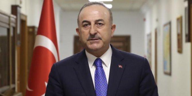 Dışişleri Bakanı Çavuşoğlu, Bahreynli mevkidaşı ile görüştü: