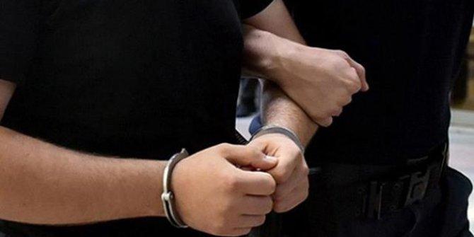 FETÖ'den 6 yıl 9 ay ceza alan eski öğretmen tutuklandı