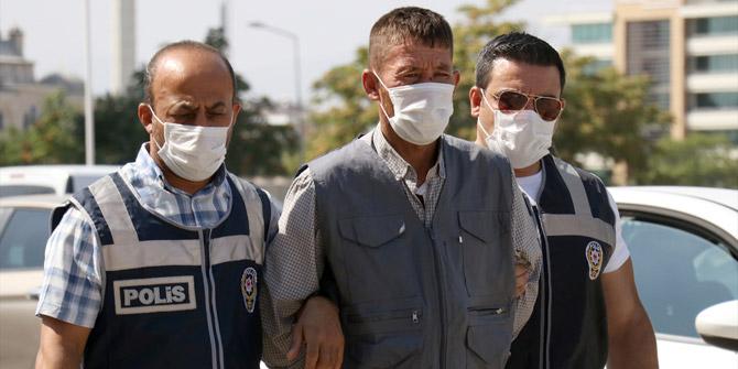Konya'da eşini bıçaklayan şüpheli tutuklandı