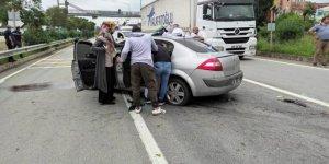 Otomobil ile tırın çarpışması sonucu 1 kişi öldü