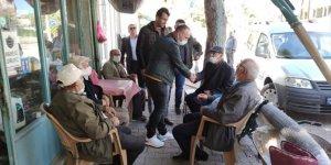 AK Parti Beyşehir İlçe Başkanı Elkin'in mahalle ziyaretleri