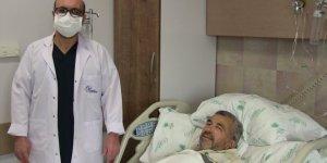 Konya'da ameliyat olan hastadan tam 450 gram prostat çıktı