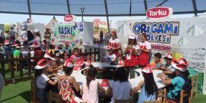 Torku Çocuk Adası'nda hedef 1,5 milyon çocuk