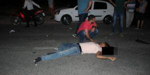Kazada yaralan sürücü hayatını kaybetti