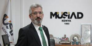 MÜSİAD Konya Şubesi, milli iradeye sahip çıkmaya devam ediyor