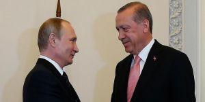 """Erdoğan, Putin'le görüştü: """"Kararlıyız"""""""