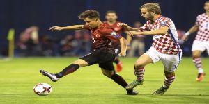 Hırvatistan-Türkiye maçından notlar