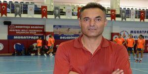 Muratpaşa Belediyespor'un hedefi Avrupa'da tur atlamak