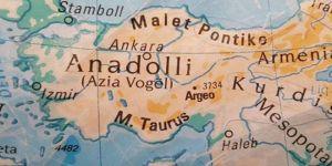 Kosova'dan skandal Türkiye haritası