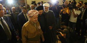 Barzani: Bağdat'ta eskisine göre yeni bir hava hakim