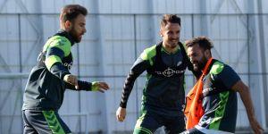 Konyaspor'da Adanaspor mesaisi başladı