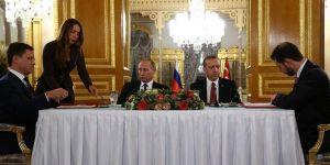 Türk Akımı projesi için anlaşma imzalandı