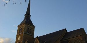 Mississippi'de siyahilerin gittiği kilise kundaklandı
