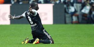 Beşiktaş'ta Aboubakar hastalandı