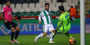 Ömer Ali Şahiner 3.golünü attı
