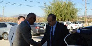 Konya Valisi Canbolat, Hüyük'ü ziyaret etti