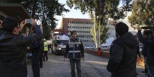 Adana'daki patlamaya geçici yayın yasağı getirildi