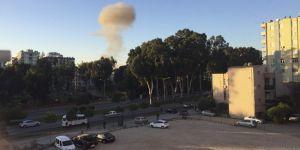Adana'da Valilik önünde patlama