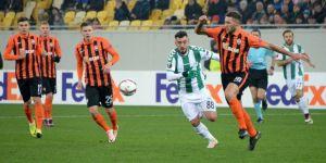 Shakhtar Donetsk-Konyaspor   Canlı anlatım