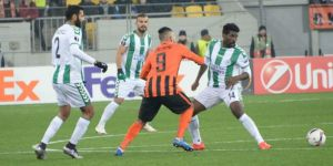 Shakhtar Donetsk-Atiker Konyaspor maçından notlar