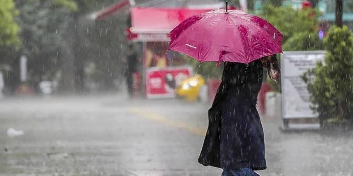 İstanbul ve çevresi yağışlı sistemin etkisine girecek