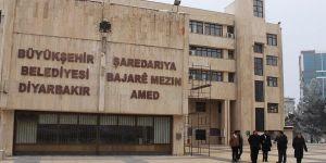 Diyarbakır Büyükşehir Belediyesinin tabelası yenilenecek
