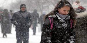 Konya ve çevresi için kar ve zirai don uyarısı