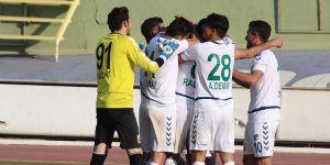 Konya Anadolu Selçukspor sonradan toparladı