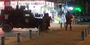 Reina'ya saldıran terörist için düzenlenen operasyonda bir süpheli yaralandı