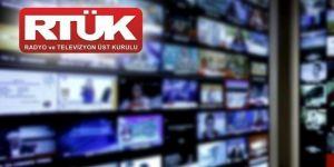 Yayın kısıtlamalarına uymayanlara 'yayın durdurma' cezası