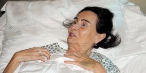 Fatma Girik sağlığına kavuşamadı