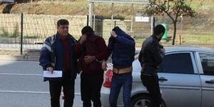 Antalya'da fuhuş operasyonu: 3 gözaltı
