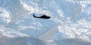 Adıyaman'da terör örgütü PKK'ya hava destekli operasyon