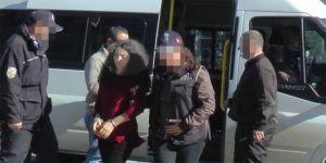 Yakalanan PKK'lı HDP eski milletvekili adayı çıktı
