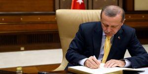 Erdoğan anayasa değişiklik teklifini onayladı