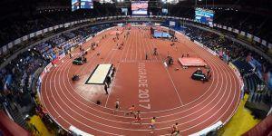 Atletizm Şampiyonasında Türkiye yine nal topladı