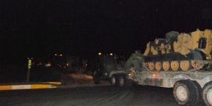 Şanlıurfa'ya zırhlı araç sevkiyatı