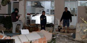 Fethiye'de otelde patlama