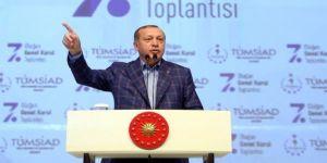 Erdoğan'dan iş adamlarına tarihi çağrı