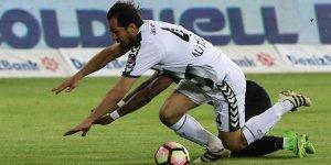 Yeni kaptan Ali Turan, Galatasaray maçında yok!