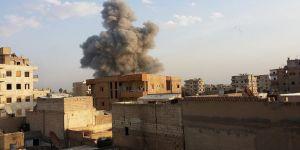 """""""Rakka'da 173 sivil öldü"""""""