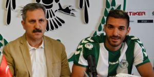 Konyaspor'da Fatih Yılmaz, Mehdi'ye güveniyor