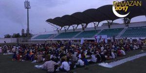 TİKA Yemen'de bin kişilik iftar verdi