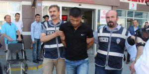 Konya'da suç makinesi şüpheliden şok savunma!