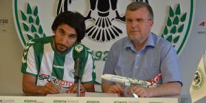 Resmen açıklandı! Konyaspor'a 4 yıllık imza