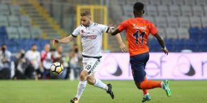 Konyaspor'da Skubic, yine golünü attı