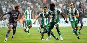 Konyaspor'da Evouna ve Manyama etkisizdi