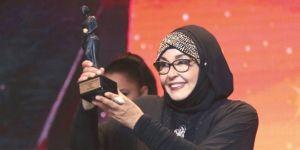 Türk sinemasının emektarları ödülle gururlandırıldı